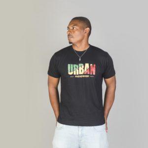 T shirt homme 100% coton urban phenomenon