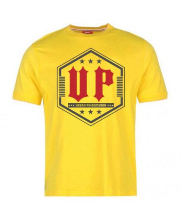 Tshirt Jaune urban phenomenon